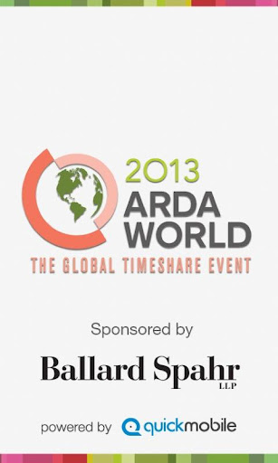 ARDA World 2013