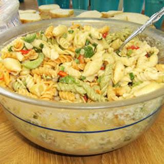 Simple Macaroni Salad.
