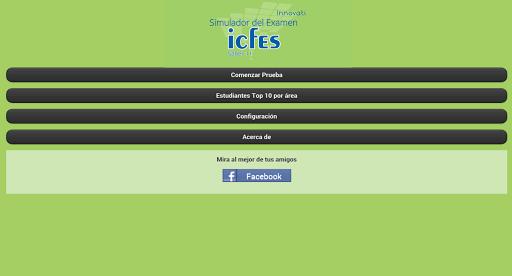 Simulador Examen ICFES  screenshots 14