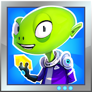 Galaxy Dash Race to Outer Run [Мод: много денег]