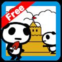 【free】砂あそび!ぱんだにあ icon