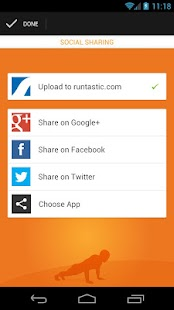 Runtastic Push-Ups - screenshot thumbnail