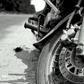 by Pritam Sen - Transportation Motorcycles