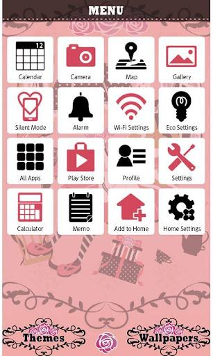 Pink Wallpaper Alice's Room 1.0.0 Windows u7528 3