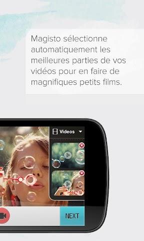 android Magisto Video Editor & Maker Screenshot 4