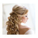 HairStyle for long hair icon