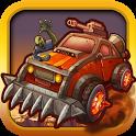 Zombie Racing 3D Free icon