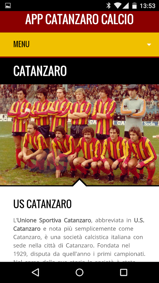 catanzaro calcio - photo #35