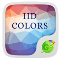 HD Colors GO Keyboard Theme icon