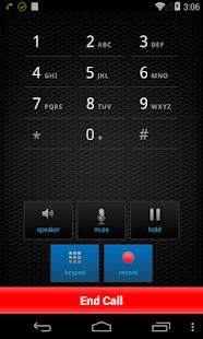 Zoiper IAX SIP VOIP Softphone - screenshot thumbnail