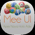 MeeUI HD Apex Nova Holo Adw APK Cracked Download