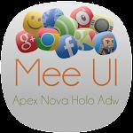 MeeUI HD Apex Nova Holo Adw v5.2.1