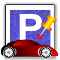 Car localization icon