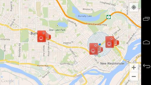 【免費旅遊App】GPS HUD臨的-APP點子