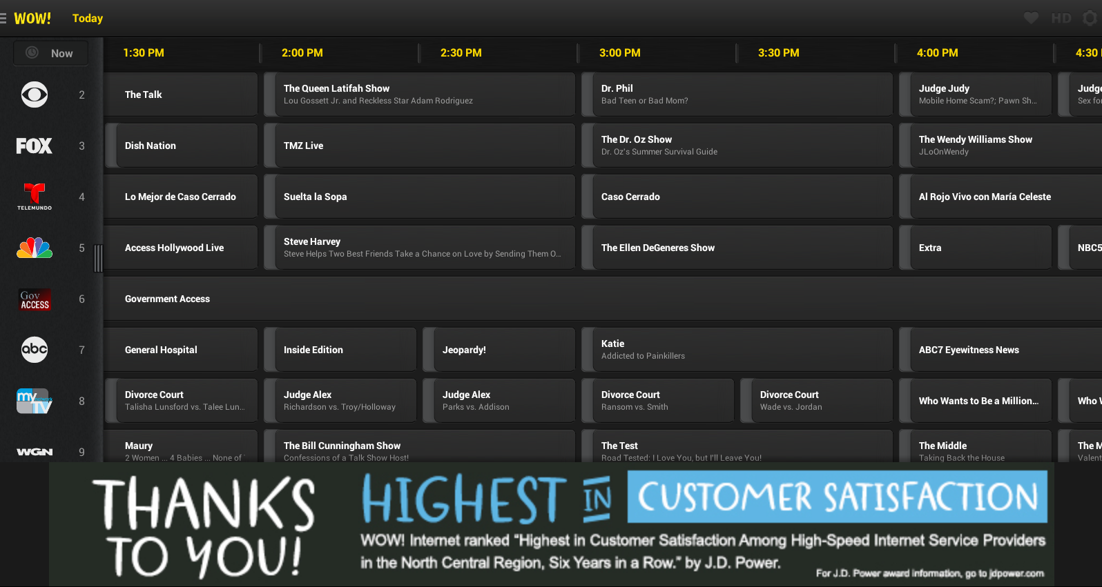 Wow Ultra Tv Android Apps On Google Play