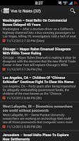 Screenshot of Jewish News Pro