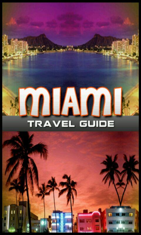 Miami City Guide - screenshot