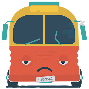 Uratuj Smutny Autobus! for PC and MAC