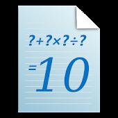 Make Ten - Math Puzzle