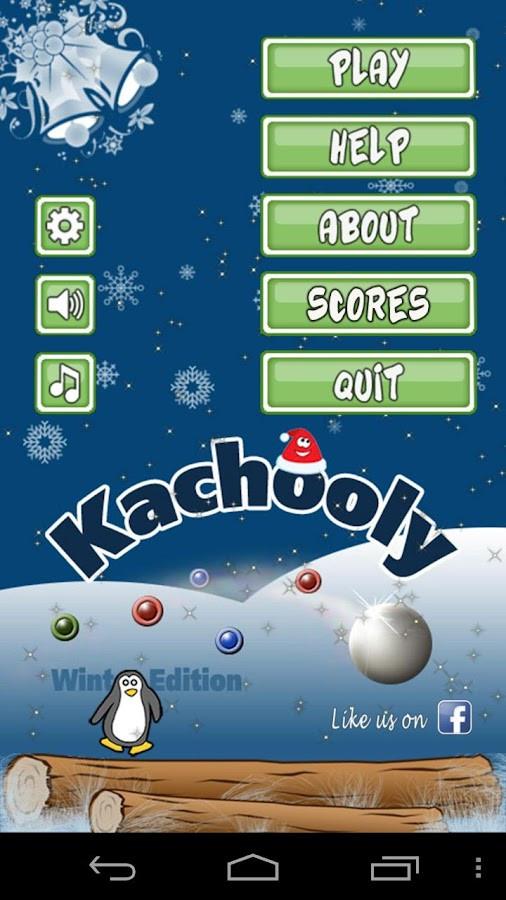 Kachooly Winter Edition- screenshot