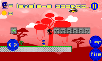 Screenshot of Superhero 8 bits legends