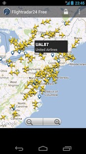 Flightradar24 Free - screenshot thumbnail
