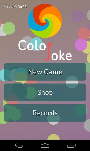 【免費休閒App】ColorJoke-APP點子