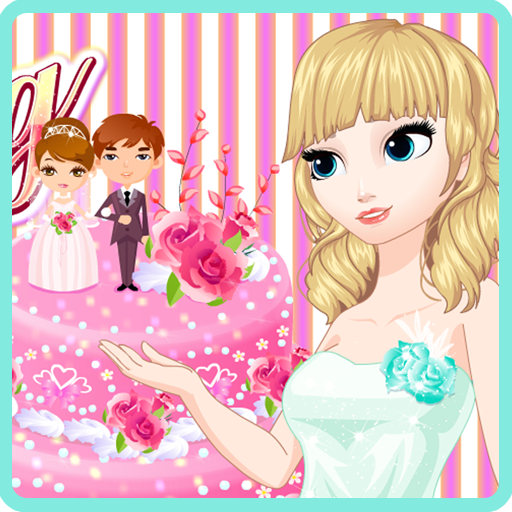 Princess Wedding Cake Maker LOGO-APP點子