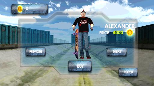 Need for Skateboard Speeding