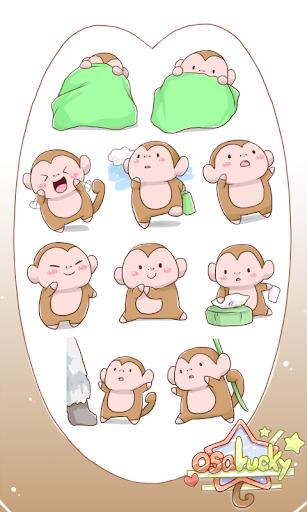 Osa Lucky5 이모티콘 최신