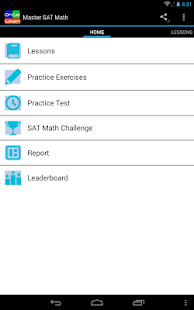 Master SAT Math- screenshot thumbnail