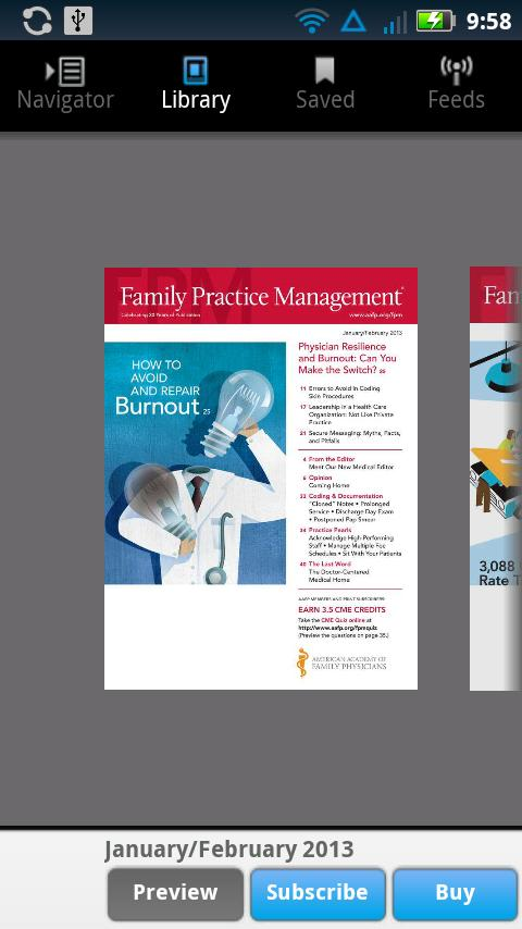 Family Practice Management - screenshot
