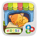 Kittens House GO Reward Theme icon