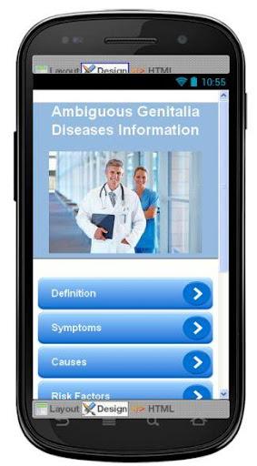Ambiguous Genitalia Disease