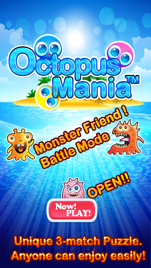 Octopus Mania™ - screenshot