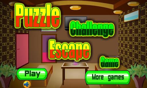 Puzzle Challenge Escape Game