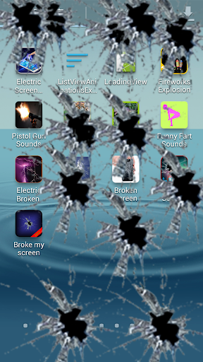 弄壞我的屏幕