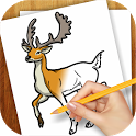 Learn to Draw Wild Animals icon