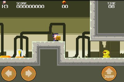 Meganoid FREE screenshot #12