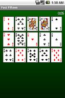 Screenshot of Fast Fifteen