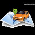 Gps Car Park Pro logo