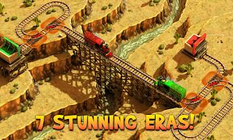 Screenshot of Train Crisis