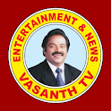 Vasanth TV logo