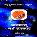 Abhimanyu GarbhSanskar Book icon