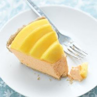 Refreshing Mango Pie