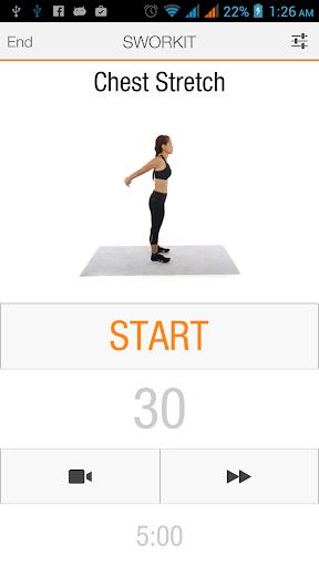 健身瑜伽锻炼