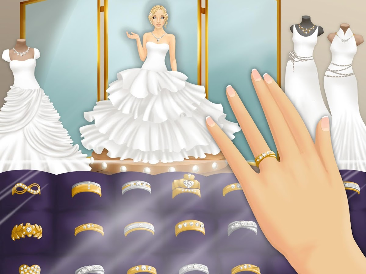 Elegant Wedding Dress Up Games : Valentine wedding day no ads android apps on google play