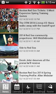 Boston Baseball- screenshot thumbnail