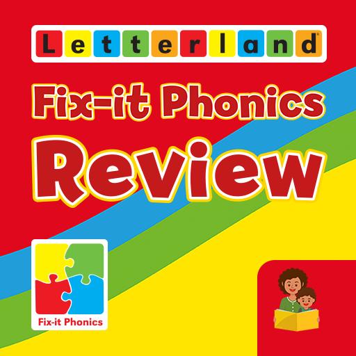教育必備App|Fix-it Phonics Review LOGO-綠色工廠好玩App