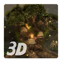 Magic Tree 3D Live Wallpaper icon